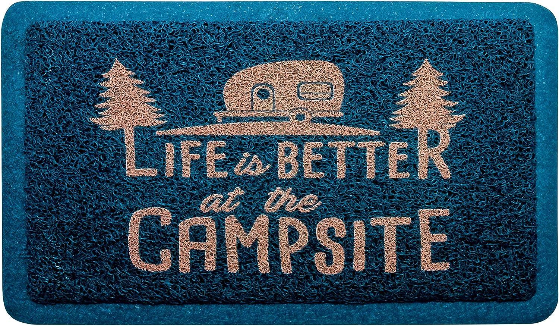 Camper Door Mat