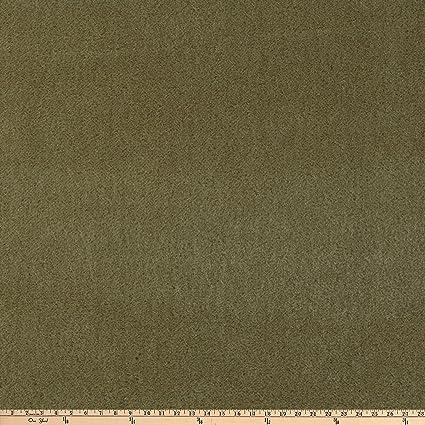 Amazon Com Morgan Fabrics Velvet Wool Mohair Plush Amber Green