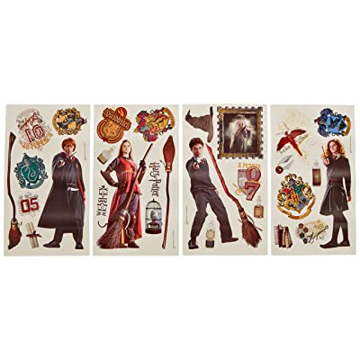 RoomMates Harry Potter Peel and Stick Wall Decals - RMK1547SCS: Home Improvement