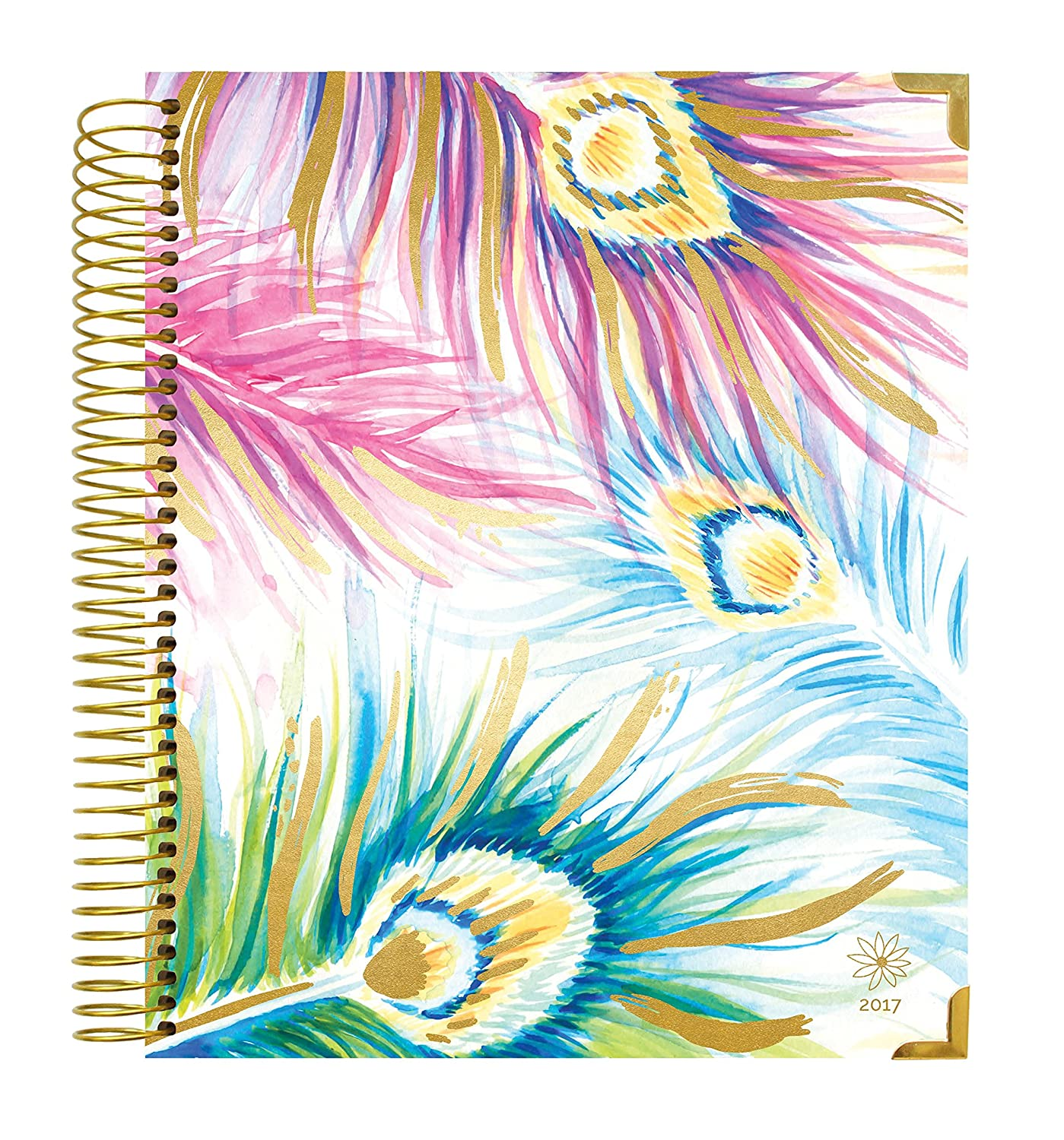 Bloom daily planners 2017 Calendar Vision Planner