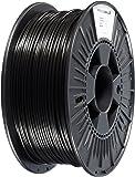Prima Filaments PV-PLA-285-1000-BK PrimaValue Filamento PLA, 2.85 mm, carrete de 1 kg