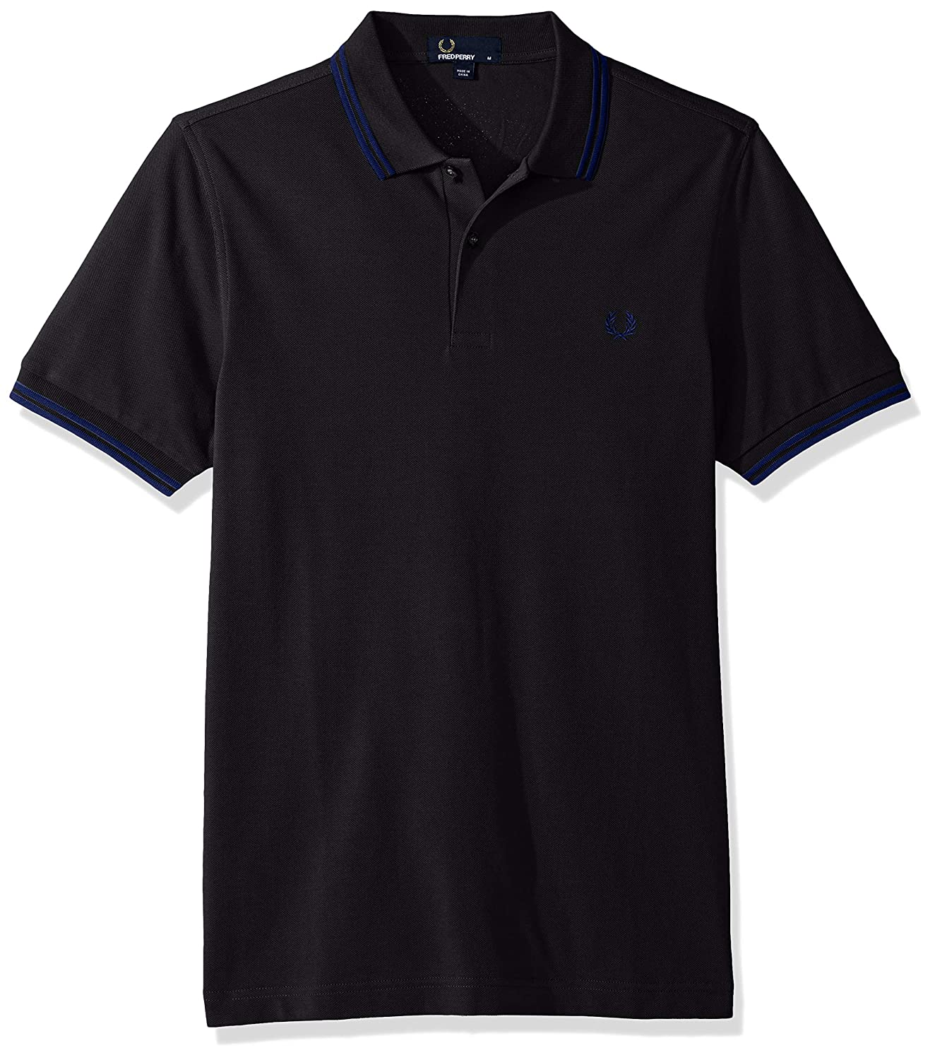 Fred Perry Men's Twin Tipped Shirt M3600