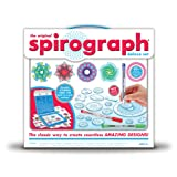 Kahootz Spirograph Deluxe Set-, Other, Multicoloured