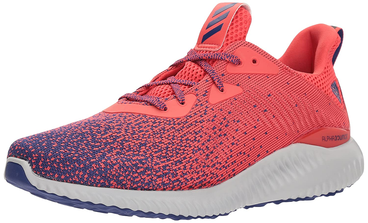 adidas Men's Alphabounce Ck M Running Shoe B071S6L8ZV 10 D(M) US|Real Purple/Real Purple/Real Coral