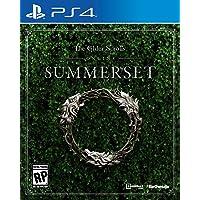 The Elder Scrolls Online: Summerset Standard Edition for PlayStation 4 by Bethesda Softworks