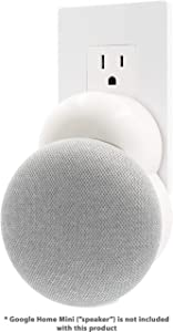 Plug-in Mount - Accessory for Google Home Mini (White)