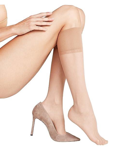 826de9df417 FALKE Women Pure Matt 20 denier knee-highs - 1 pair