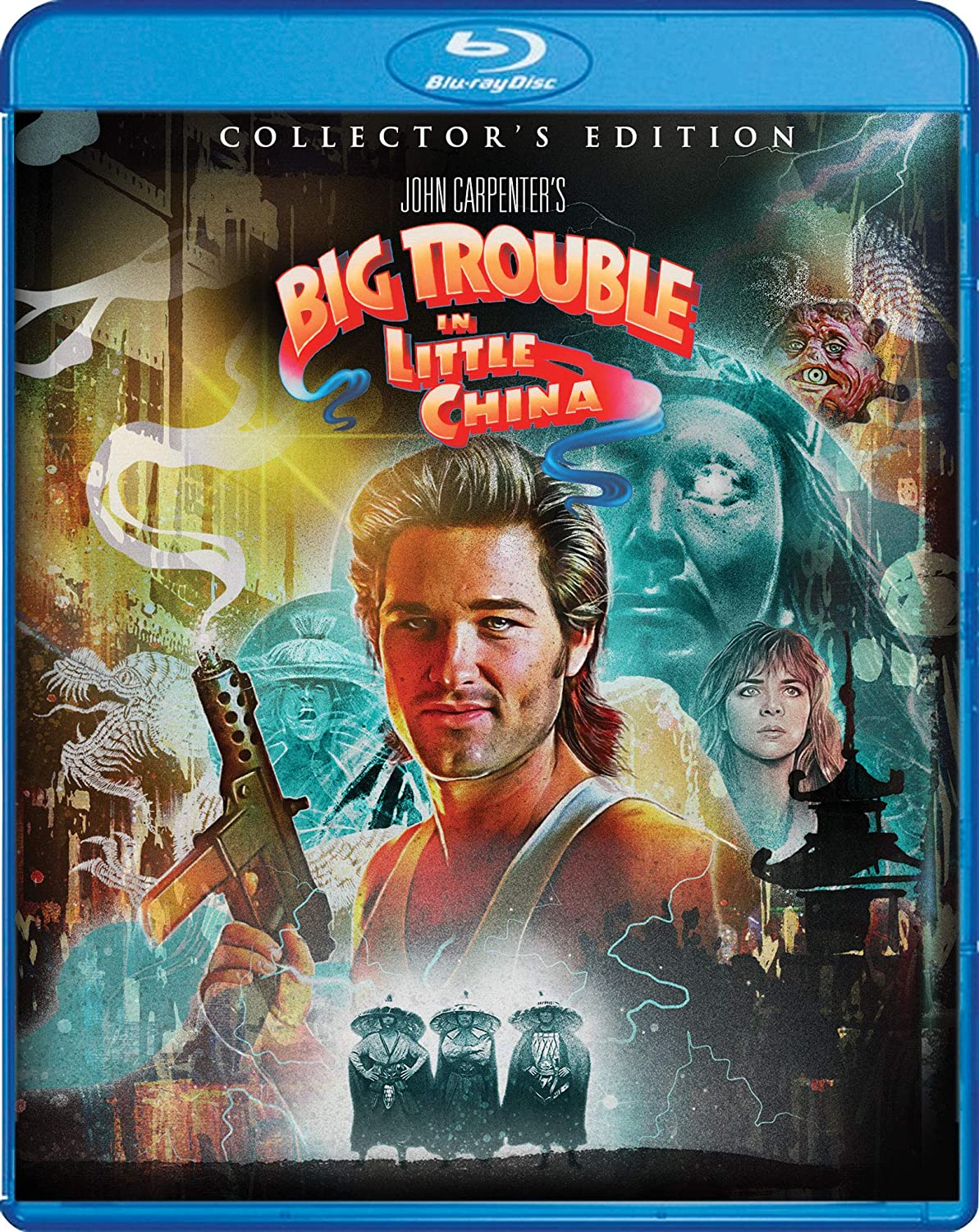 Big Trouble in Little China Collector's Edition [Blu-ray]