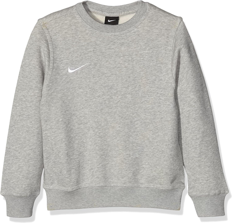 Nike Team Club Crew Maglione girocollo a maniche lunghe da bambino