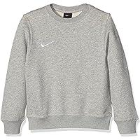 Nike Team Club Crew, Maglione girocollo a maniche lunghe, da bambino