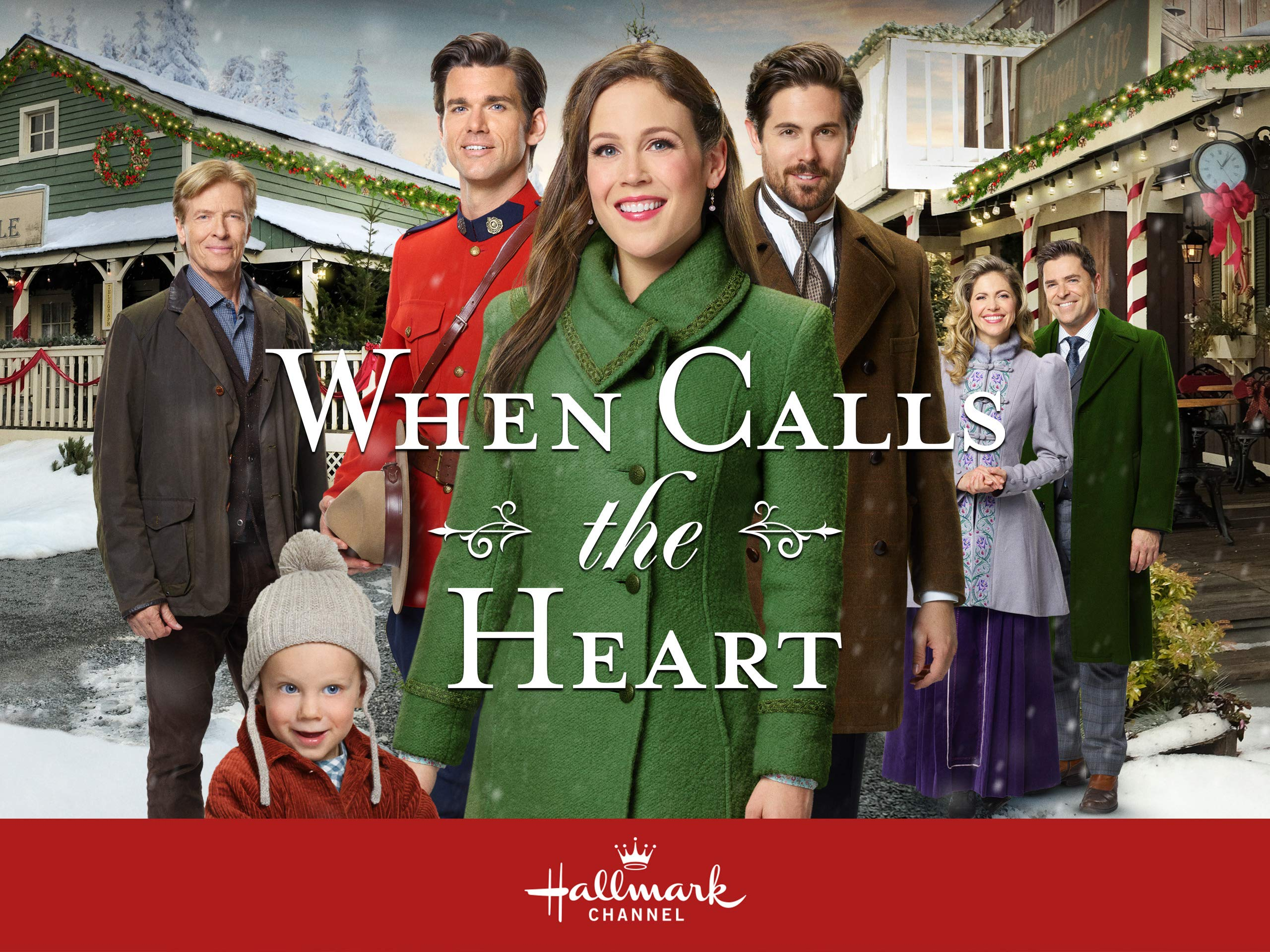When Calls The Heart Christmas 2020 Youtube Watch When Calls the Heart, Season 7 | Prime Video