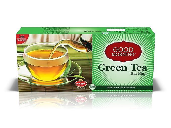 Good Morning Green Tea 150g Amazon In Grocery Gourmet Foods