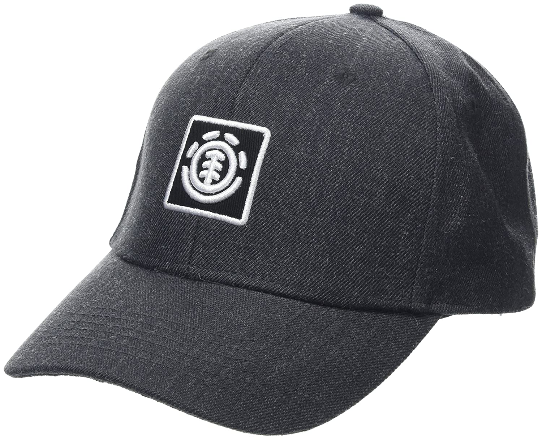 Amazon.com  Element Mens Treelogo Cap - Charcoal  Clothing cfdcf46da1b