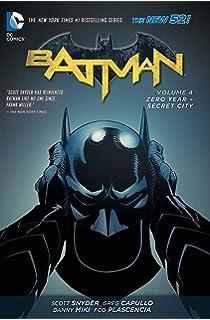 Amazon batman vol 3 death of the family the new 52 batman batman vol 4 zero year secret city fandeluxe Images