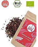 Fairment® Bio Kombucha - Teemischung (Hibiskus/rote Malve | 100g | Bester Geschmack)