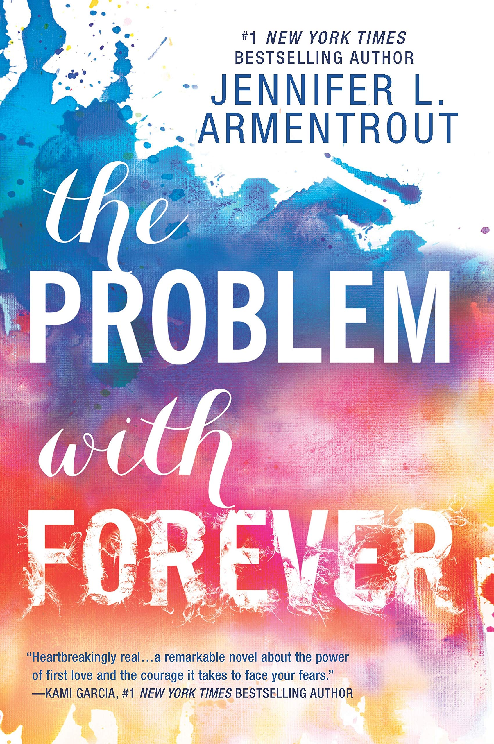 Amazon.com: The Problem with Forever (Harlequin Teen ...