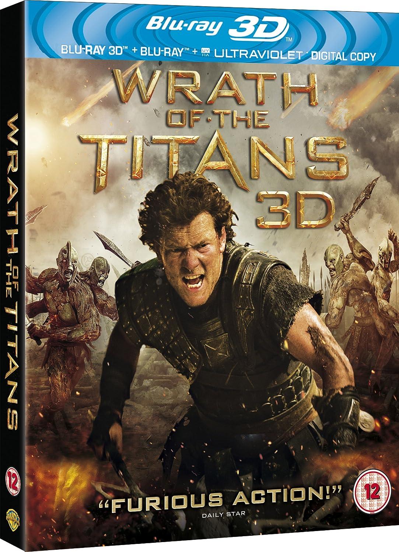 5011febd Wrath Of The Titans Blu-ray + Blu-ray 3D 2012 Region Free: Amazon.co ...