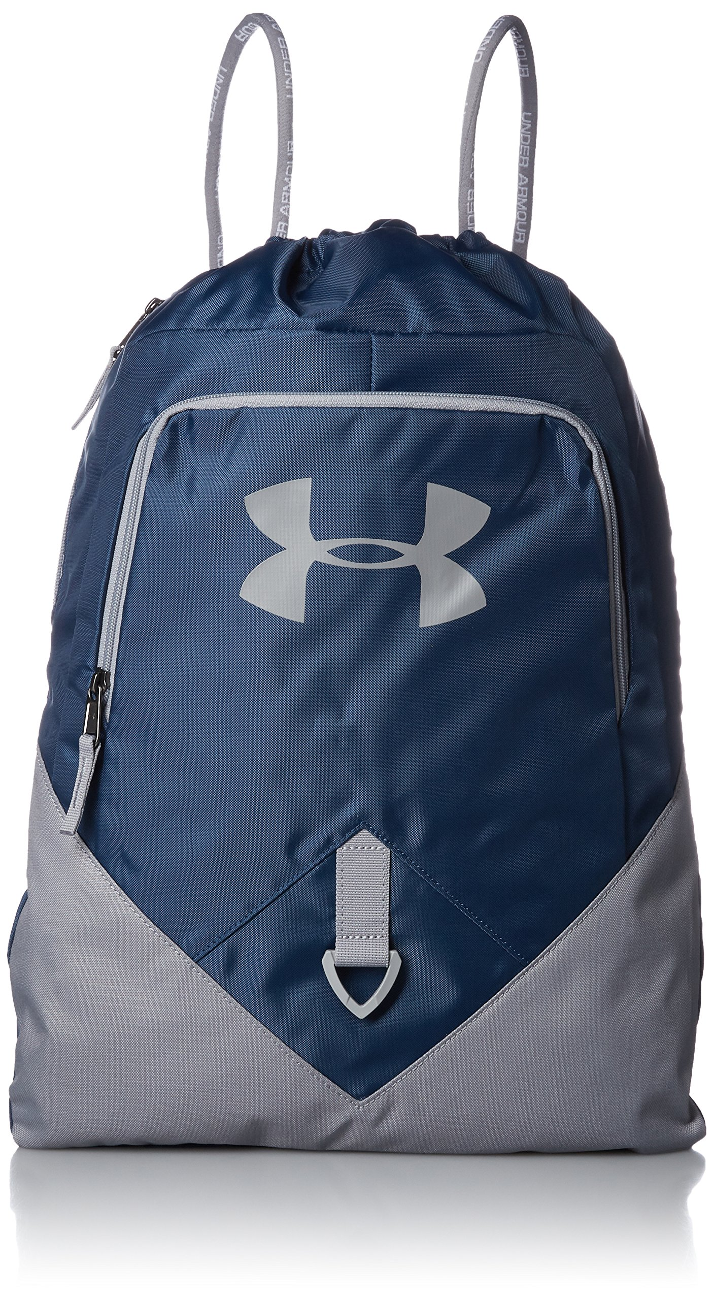 Under Armour Undeniable Sackpack, Blackout Navy (997)/Steel, One Size