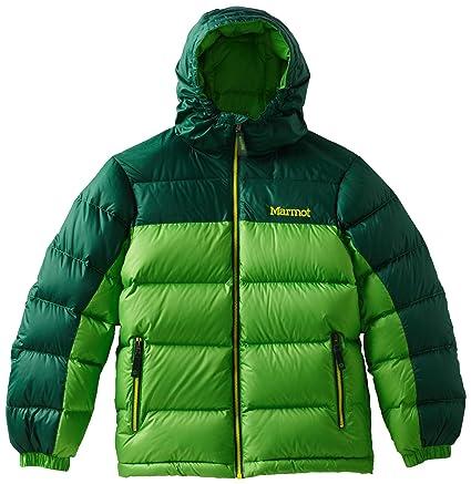 5924bfea1fab Amazon.com  Marmot Boy s Guides Down Hoody