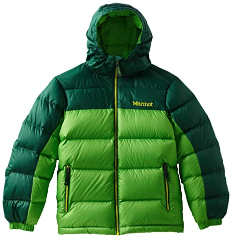 cheaper 8be5f 4d511 Marmot Boy's Guides Insulated Down Hoody