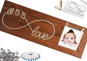 Bastelset Baby Holz Personalisiert Babygeschenk Taufgeschenke Geschenke Zur Geburt Kommunion Taufe Geschenk Mit Namen Individuell Geschenk Deko
