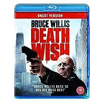 Death Wish (Blu-ray) [2018] [Region Free]