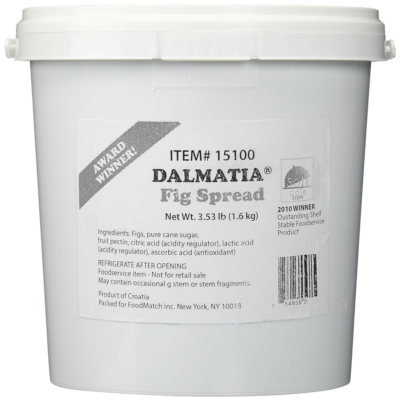 Dalmatia Fig Spread, 3.5 Pound
