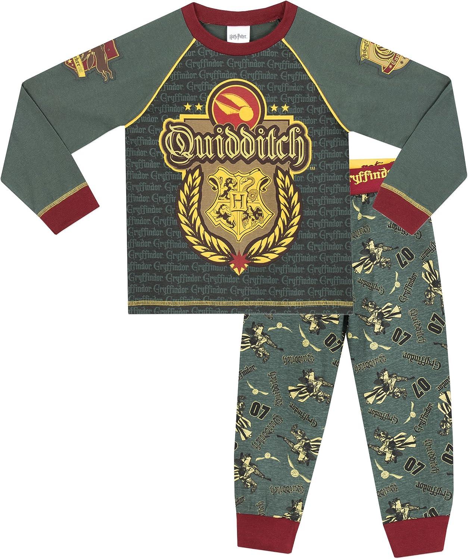 Pijama para Ni/ños Quidditch HARRY POTTER