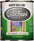 Rust-Oleum Corporation 243783 Specialty Chalkboard Tint Base, 29 oz.