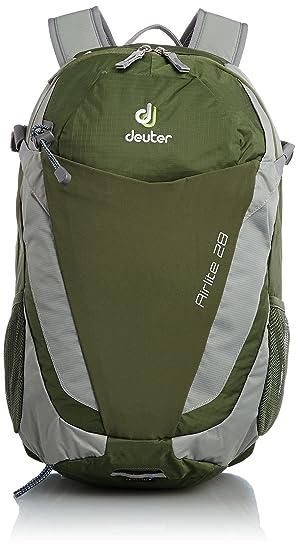 Deuter Airlite 28 Mochila, Unisex adultos, Verde (pine-silver): Amazon.es: Deportes y aire libre