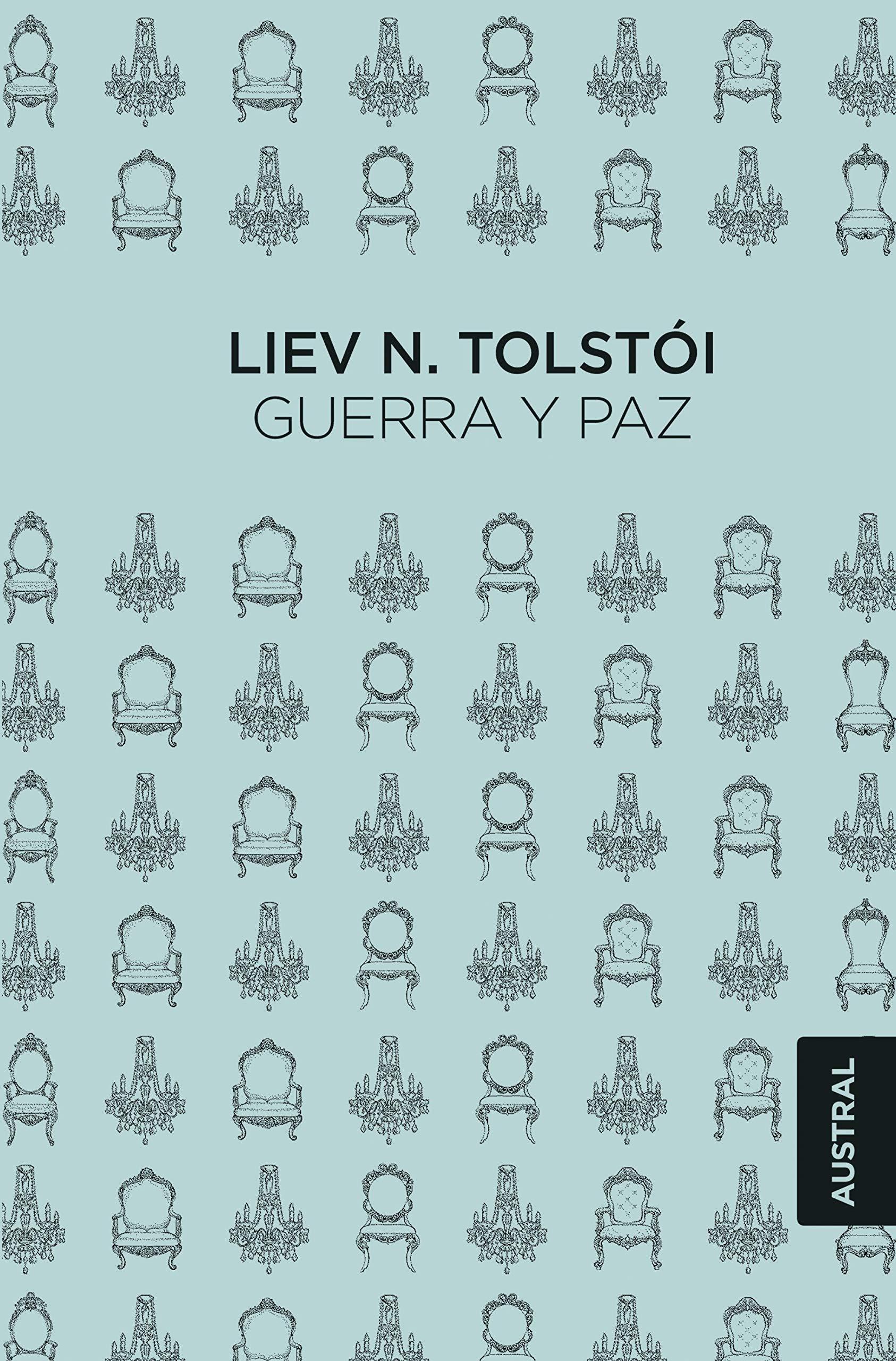 Guerra y paz (Austral Singular): Amazon.es: Tolstói, Liev N ...
