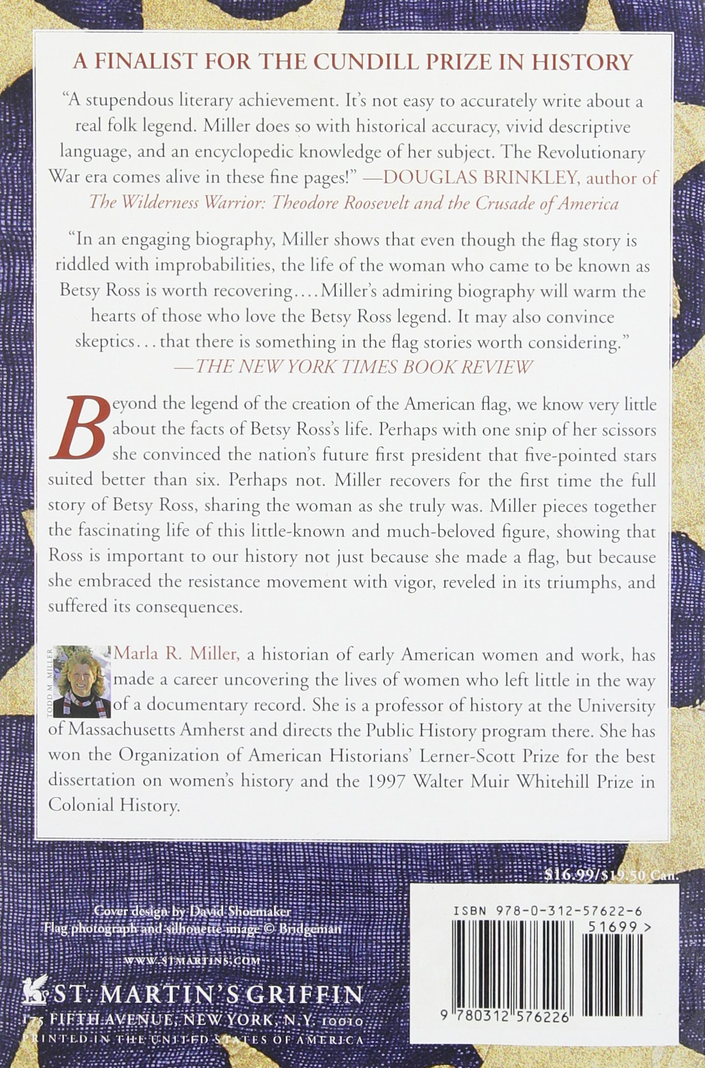 Amazon: Betsy Ross And The Making Of America: Marla R Miller: Books