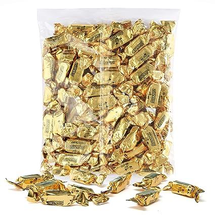 Caramelo masticable con temática de color, bolsa de 1 libra ...