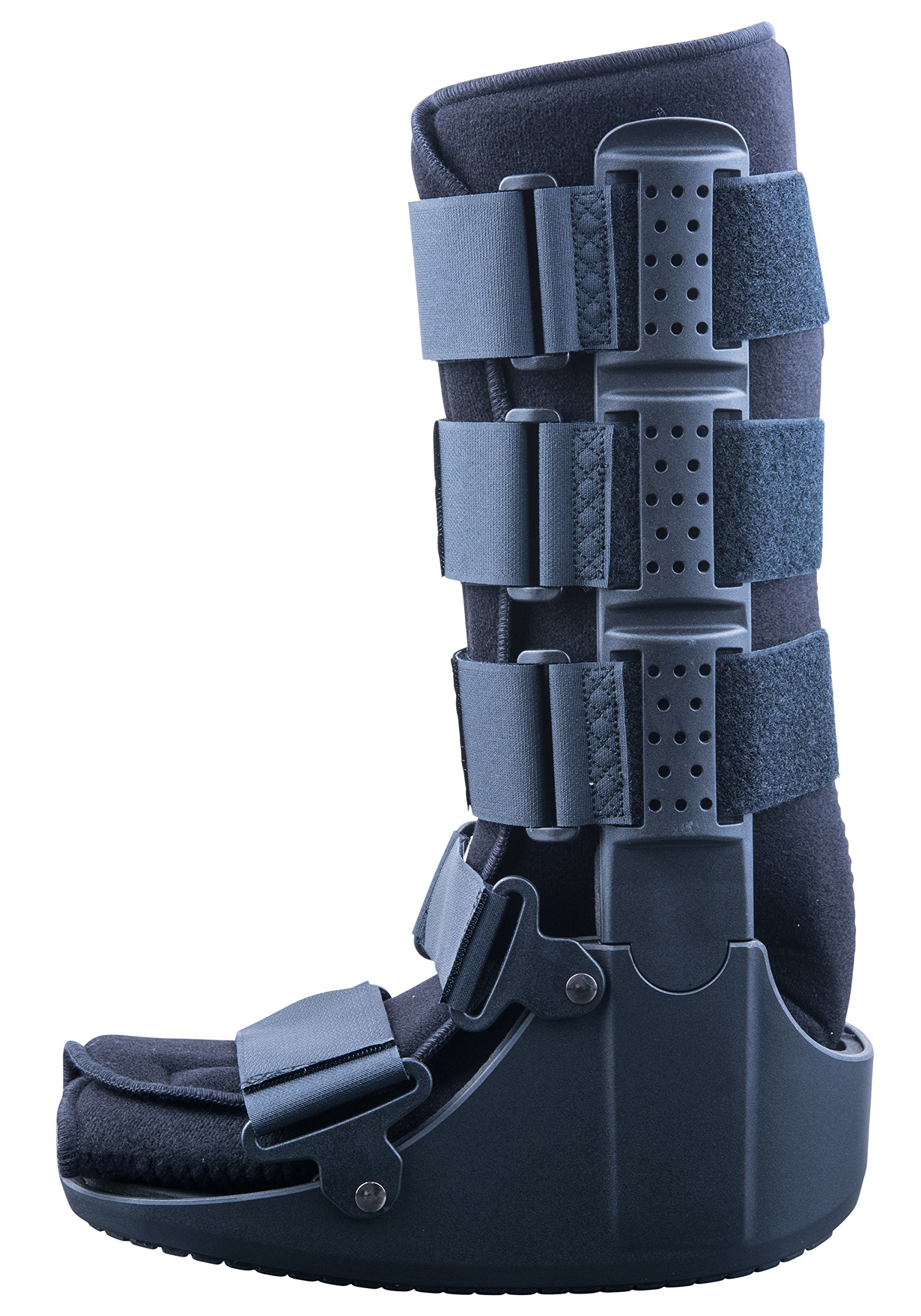 Mars Wellness Premium Polymer Tall Cam Walker Fracture Ankle/Foot Stabilizer Boot - M by MARS WELLNESS