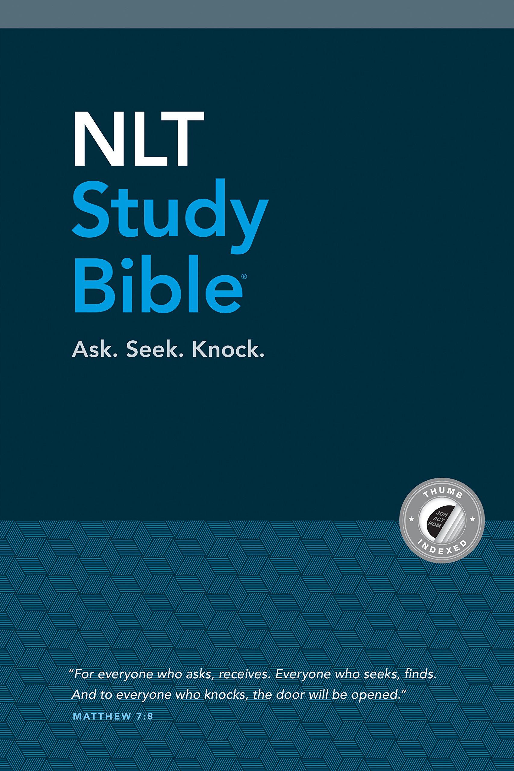 Download NLT Study Bible pdf