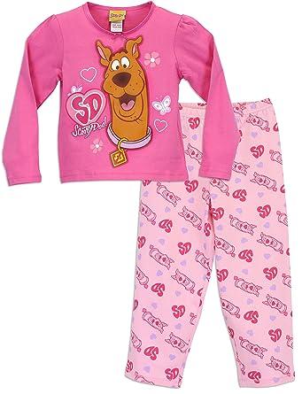 33abb38ffa Scooby Doo Girls Pyjamas Age 11 to 12 Years  Amazon.co.uk  Clothing
