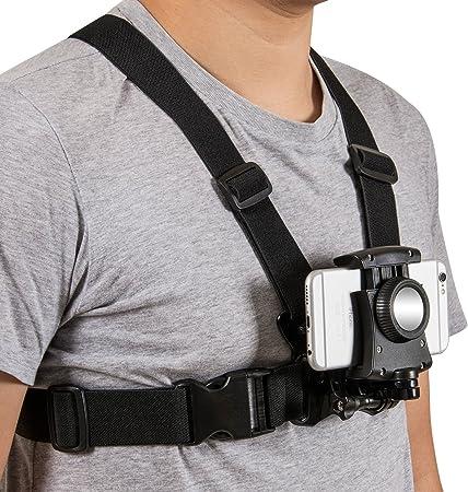 Coreal Handy Halterung Für Brustgurt Handy Clip Elektronik