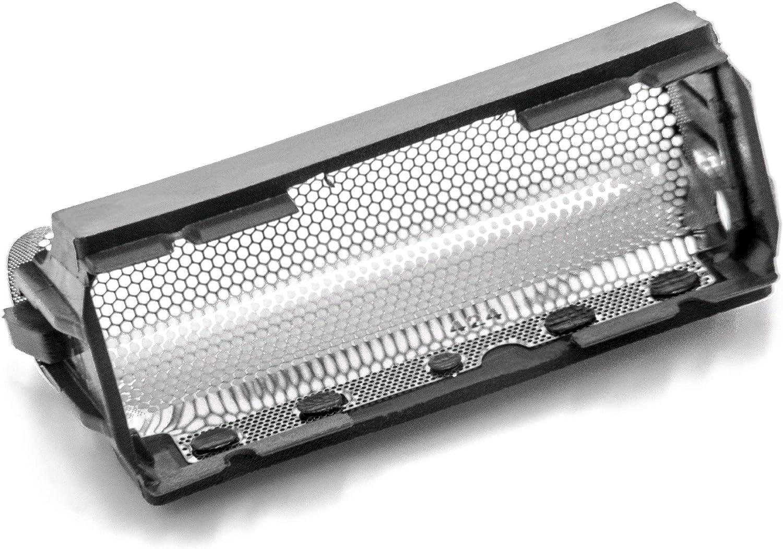 vhbw lámina de afeitarcon marco para afeitadoras Braun Formula ...
