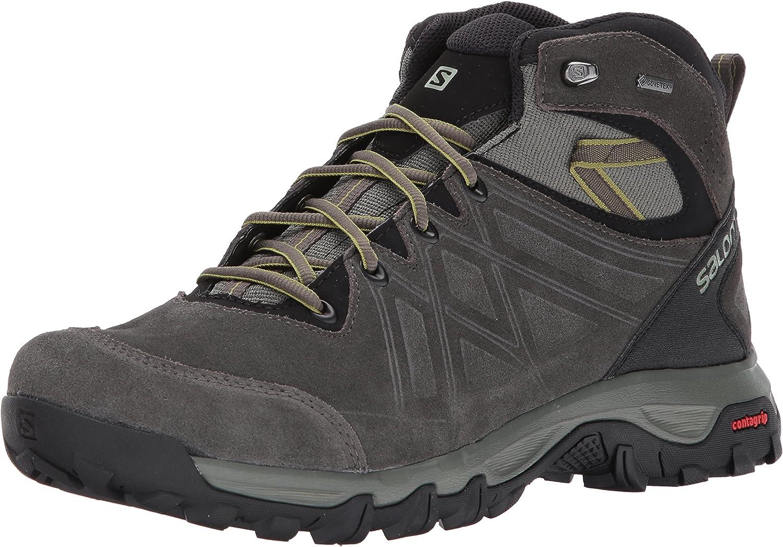 Salomon Men s Evasion 2 Mid LTR GTX Hiking Shoe