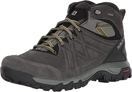Salomon Men's Evasion 2 Mid LTR GTX Hiking Shoe