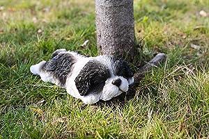 Hi- Line Gift 87710-J Shih Tzu Puppy Sleeping Pet Pals Statue