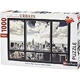 Nathan - Puzzle - Vue sur New-York - 1000 Pieces