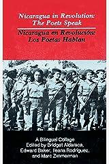 Nicaragua in Revolution: The Poets Speak Paperback