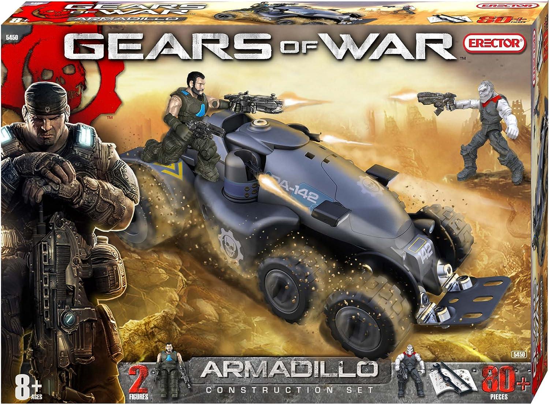 Meccano Gears of War C.O.G. APC Armadillo: Amazon.es: Juguetes y ...