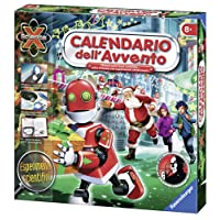 Ravensburger Italy Science X Calendario dell'Avvento, 18903