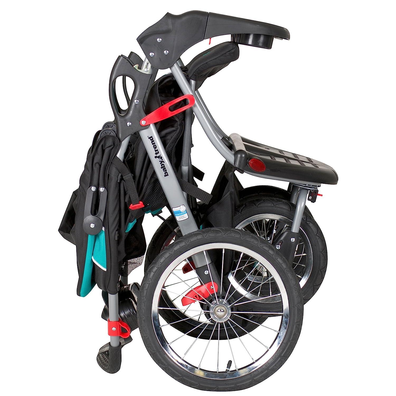 Folding size of Baby Trend Navigator