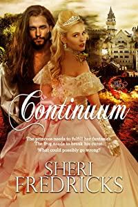 Continuum: A Sizzling Erotic Twisted Fairytale