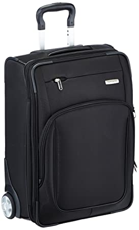 Samsonite Equipaje de Cabina, X-Pression Upright 55/20 Exp, 55 cm, Negro - Negro, 41070: Amazon.es: Equipaje