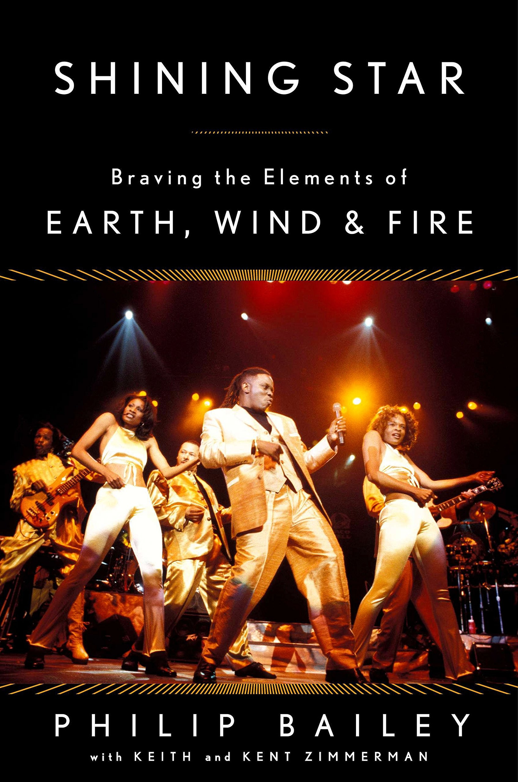 Read Online Shining Star: Braving the Elements of Earth, Wind & Fire ebook