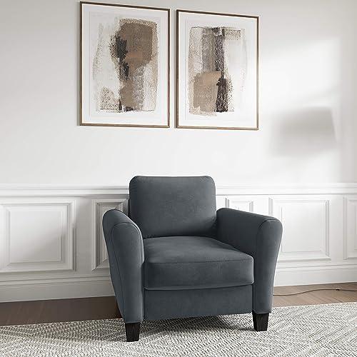 Lifestyle Solutions Watford Chair - a good cheap living room chair